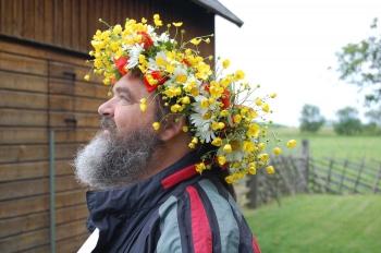 Blomstergossen Kaj